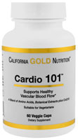 Распродажа добавок от California Gold Nutrition на iHerb