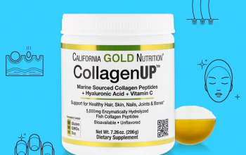Рыбный коллаген от California Gold Nutrition за полцены