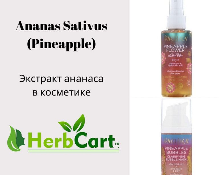 Экстракт ананаса/Ananas Sativus (Pineapple)